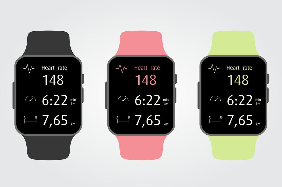 běžecké hodinky