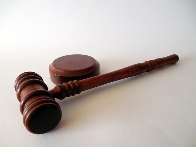 soudní kladívko