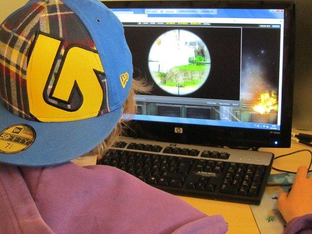 dítě a počítačové hry