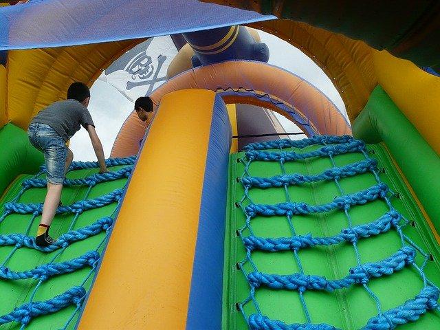 Zábavní park pro děti