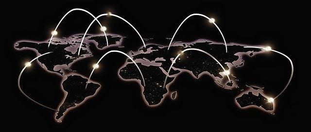 spojení kontinentů