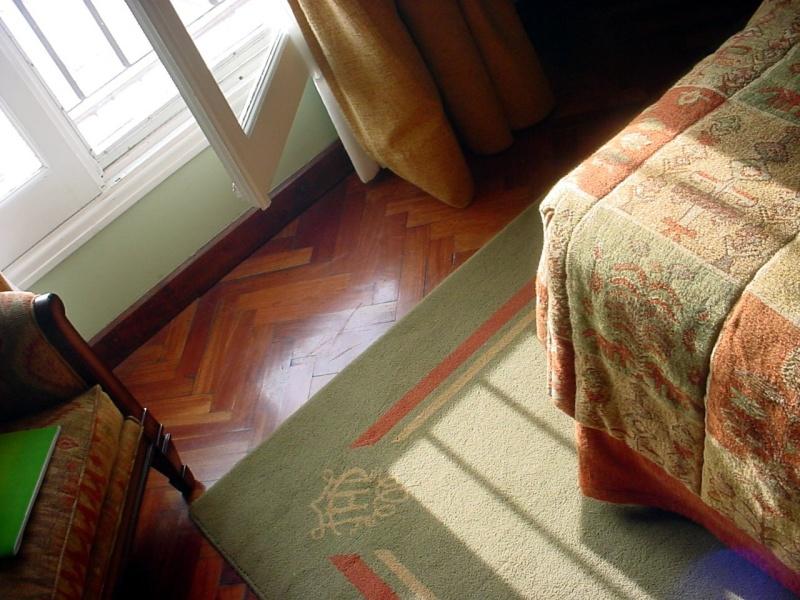 kusovvý koberec
